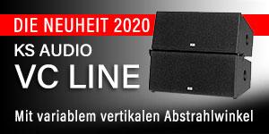 KS Audio VC Line Line Array