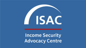 Income Security Advocacy Centre Logo