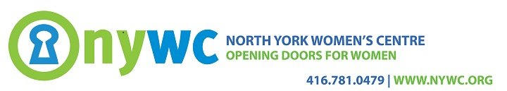 North York Women's Centre = Opening Doors for Women