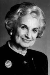 Formal photo of Reva Gerstein