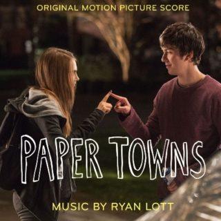 Paper Towns film score
