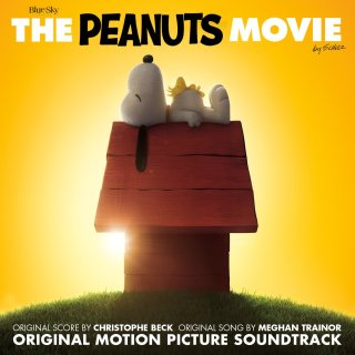 The Peanuts movie film score - Snoopy and Charlie Brown the film's original music