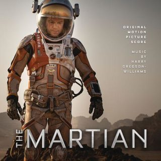 Marte Canciones - Marte Música - Marte Soundtrack - The Martian Banda sonora