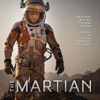 Marte Canciones - Marte Música - Marte Soundtrack - The Martian Banda sonora