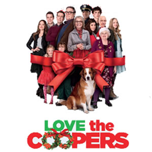 Love the Coopers Songs from the film
