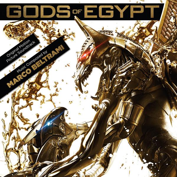 Gods of Egypt Movie Soundtrack