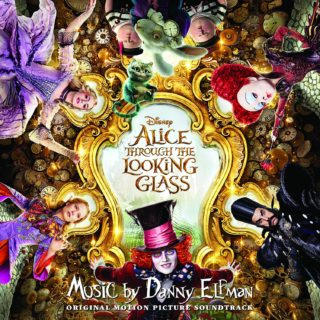 Alice Through The Looking Glass Song - Alice Through The Looking Glass Music - Alice Through The Looking Glass Soundtrack - Alice Through The Looking Glass Score