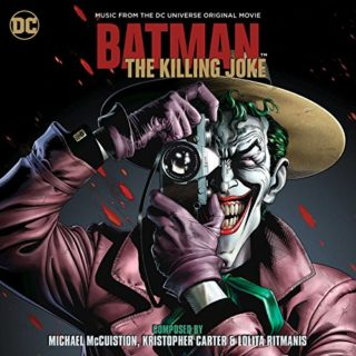 Batman The Killing Joke Song - Batman The Killing Joke Music - Batman The Killing Joke Soundtrack - Batman The Killing Joke Score