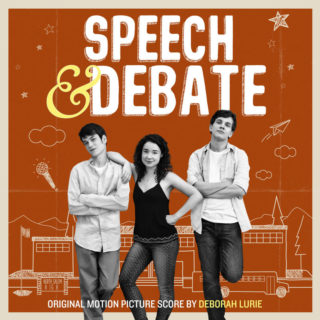 Speech and Debate film score