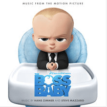 The Boss Baby Song - The Boss Baby Music - The Boss Baby Soundtrack - The Boss Baby Score