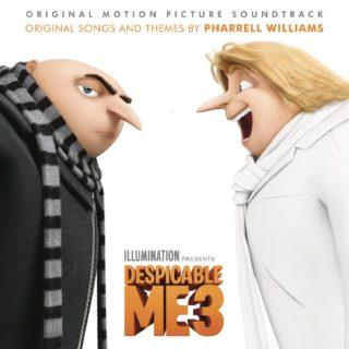 Despicable Me 3 Song - Despicable Me 3 Music - Despicable Me 3 Soundtrack - Despicable Me 3 Score