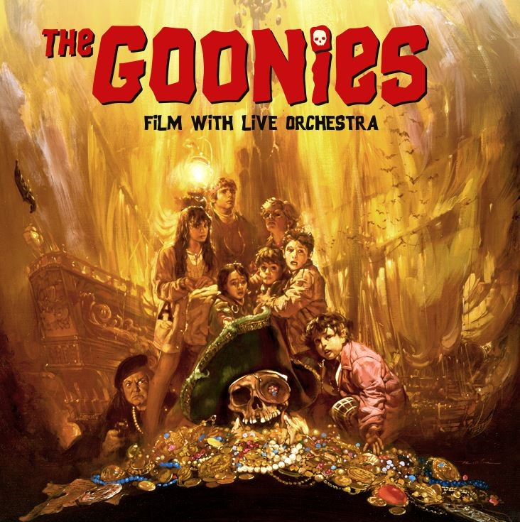 The Goonies With Live Orchestra Premiere In Europe Uk