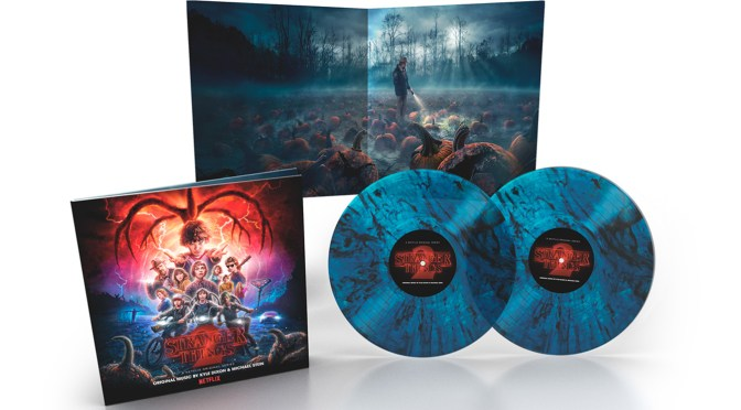 EXCLUSIVE! Stranger Things 2 Soundtrack Vinyl Announced! | Pitchfork
