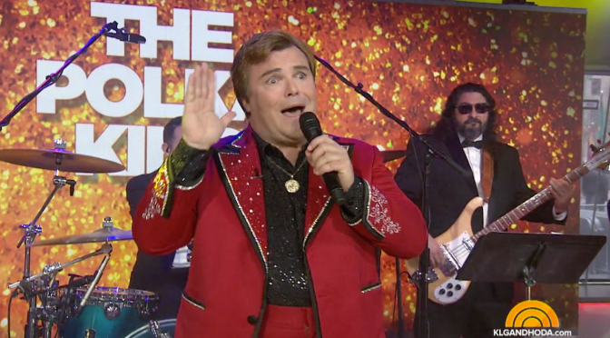 The Polka King Soundtrack: Everybody Polka With The Jack Black Polka Band! (Watch) | Today Show NBC