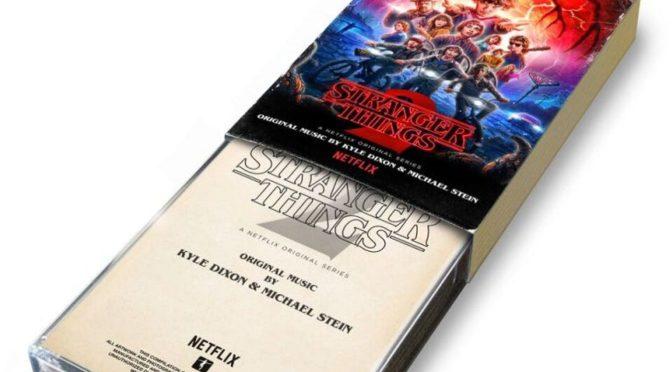 EXCLUSIVE! Stranger Things 2 Soundtrack Cassette Reveal + Season 1 Vinyl Repress News! | Inverse