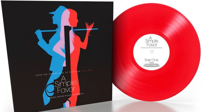!EXCLUSIVE! A Simple Favor 'French Pop' Vinyl Exclusively at Urban Outfitters! Pre-Order Now!