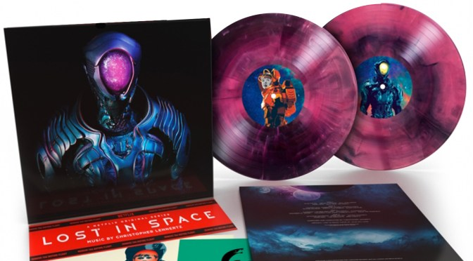 'Lost In Space' Comes To Vinyl, Score by Christopher Lennertz! |  Den Of Geek
