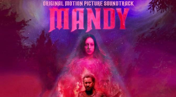 Johann Johannsson : The Music Of 'Mandy'   Variety