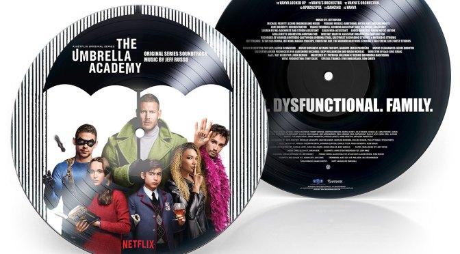 New Soundtracks: 'The Umbrella Academy' Vinyl, 'I Trapped The Devil' + More!