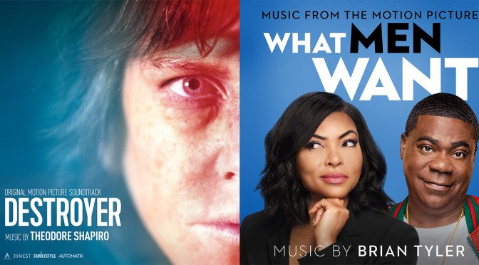 'Destroyer' Comes To Blu-ray/DVD, 'What Men Want' on Digital