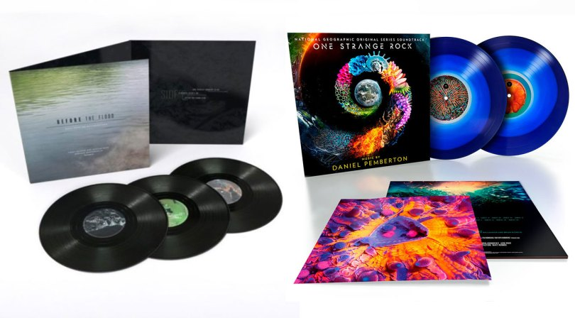 Earth Day 2019: One Strange Rock, Before The Flood on vinyl | Lakeshore Records
