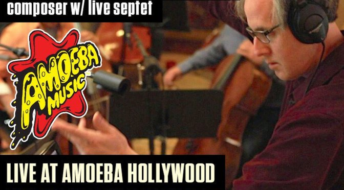 Join Jeff Beal At Amoeba Hollywood For 'The Biggest Little Farm' Soundtrack Release Party!