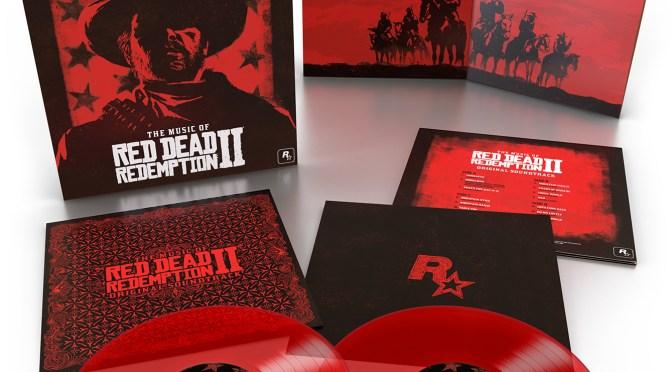 Red Dead Redemption 2: Original Soundtrack Live At Amoeba Music (More Photos)