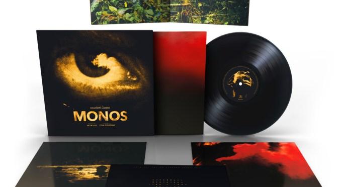 Monos - Original Motion Picture Soundtrack Vinyl - Mica Levi