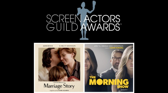 2020 SAG Awards: 'Marriage Story' + 'The Morning Show' Take Home Wins!