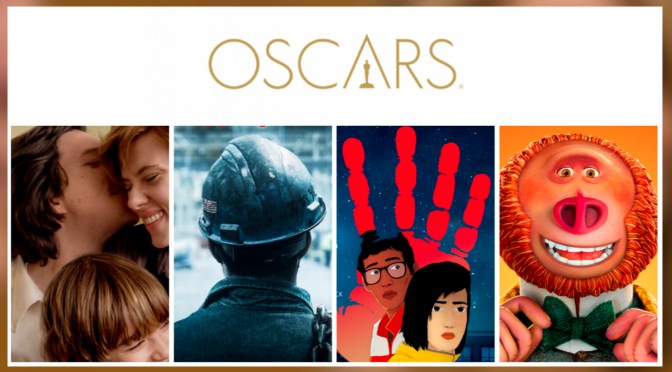Academy Awards 2020: 'Marriage Story', 'American Factory', 'I Lost My Body' and 'Missing Link' Score Nominations!