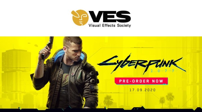 VES Awards: 'Cyberpunk 2077' Game Earns Outstanding Animated Character Nomination!