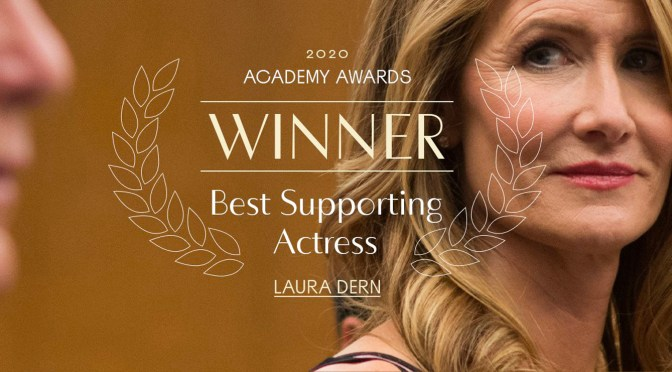 Oscars 2020: Laura Dern Wins Best Supporting Actress!