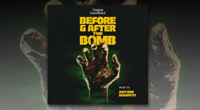 Antoni Maiovvi Debuts 'Before & After The Bomb' Horror Album (Out Now)