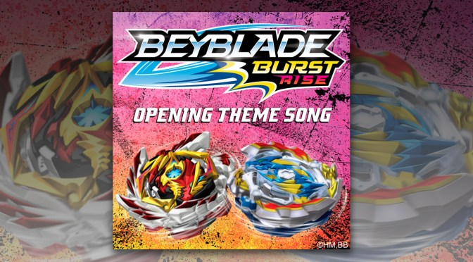 Beyblade Burst: Rise Spotify Exclusive | Lakeshore Records