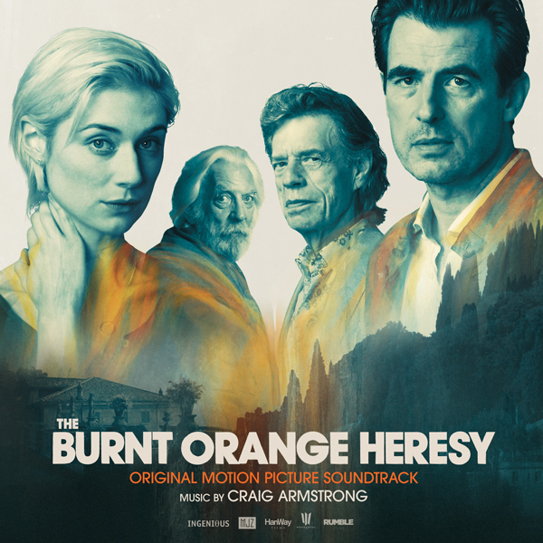 The Burnt Orange Heresy - Craig Armstrong | Music.Film Recordings & Varese Sarabande