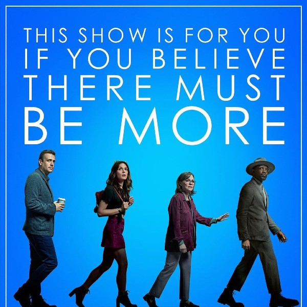 """Dispatches From Elsewhere - """"This Show Is For You If You Believe There Must Be More""""   AMC"""