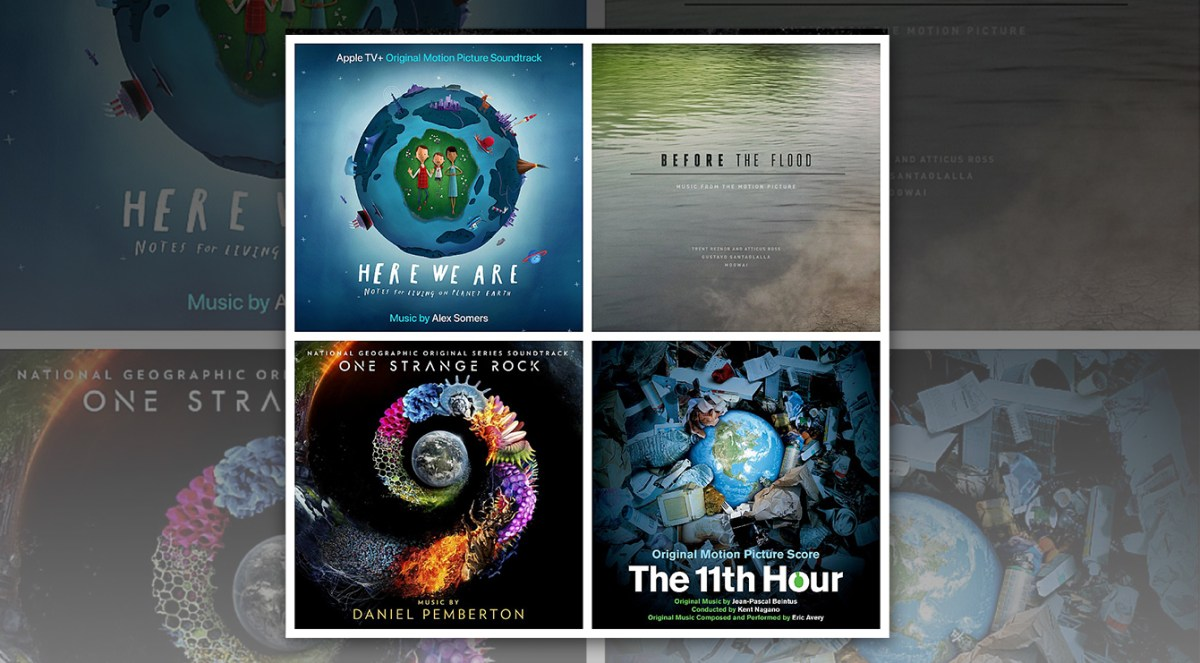 Earth Day 2020 16 Essential Soundtracks You Can Listen