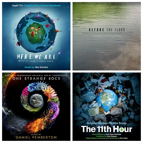Earth Day 2020 Soundtracks