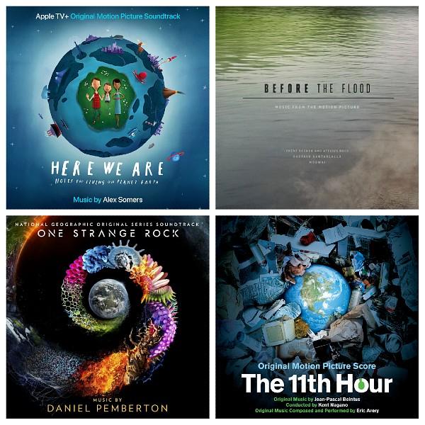 Earth Day 2020 Soundtracks