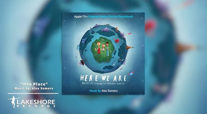 """""""Into Place"""" by Alex Somers - Here We Are: Notes for Living on Planet Earth 