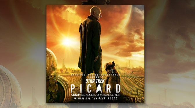 Extended! Star Trek: Picard Soundtrack Offer + Free Two Months of CBS All Access