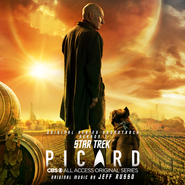 Star Trek: Picard - Season 1 Soundtrack - Jeff Russo | Lakeshore Records