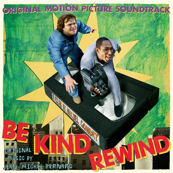 Be Kind Rewind Original Motion Picture Soundtrack - Free Music Fridays
