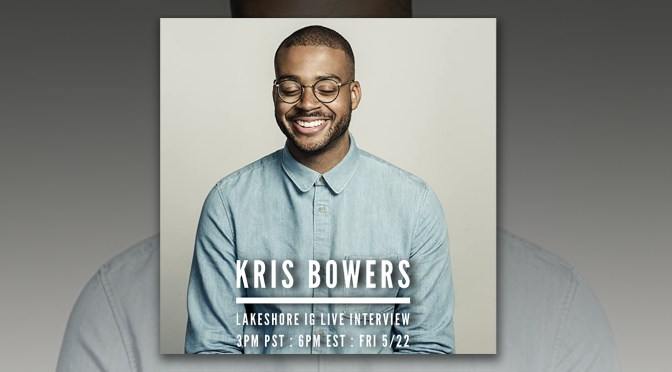 Join Composer Kris Bowers On Instagram Live In Conversation With Lakeshore Records!