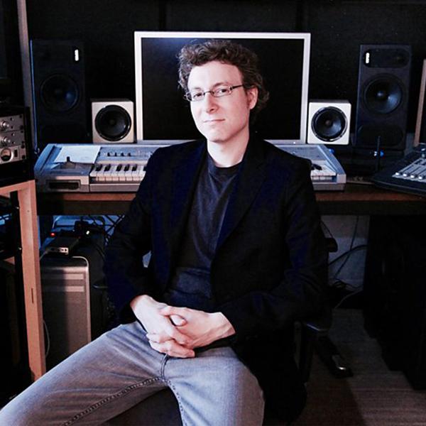 Nicholas Britell in Studio
