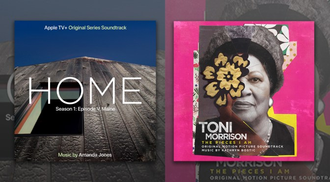 Free Music Fridays: Home (By Amanda Jones), Toni Morrison: The Pieces I Am (By Kathryn Bostic)