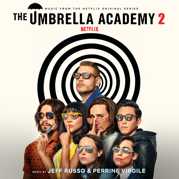 Thee Umbrella Academy Season 2 - Jeff Russo & Perrine Virgile | Lakeshore Records