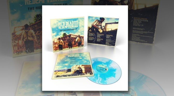 The Music of Red Dead Redemption 2: The Housebuilding EP is Coming To Vinyl! (Pre-order)