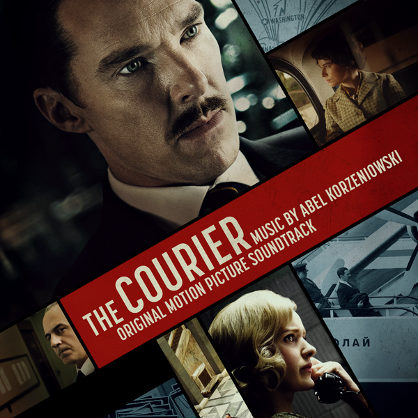 The Courier Soundtrack - Abel Korzeniowski | Lakeshore Records