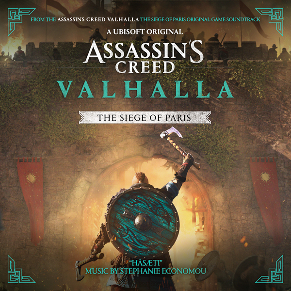 Assassin's Creed Valhalla: The Siege Paris - Hásæti single